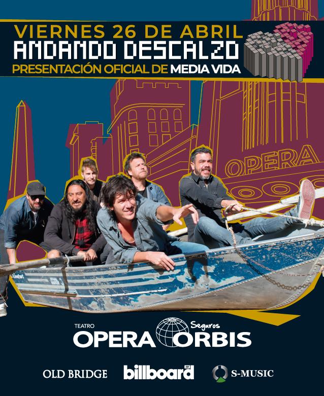 Andando Descalzo en el Opera
