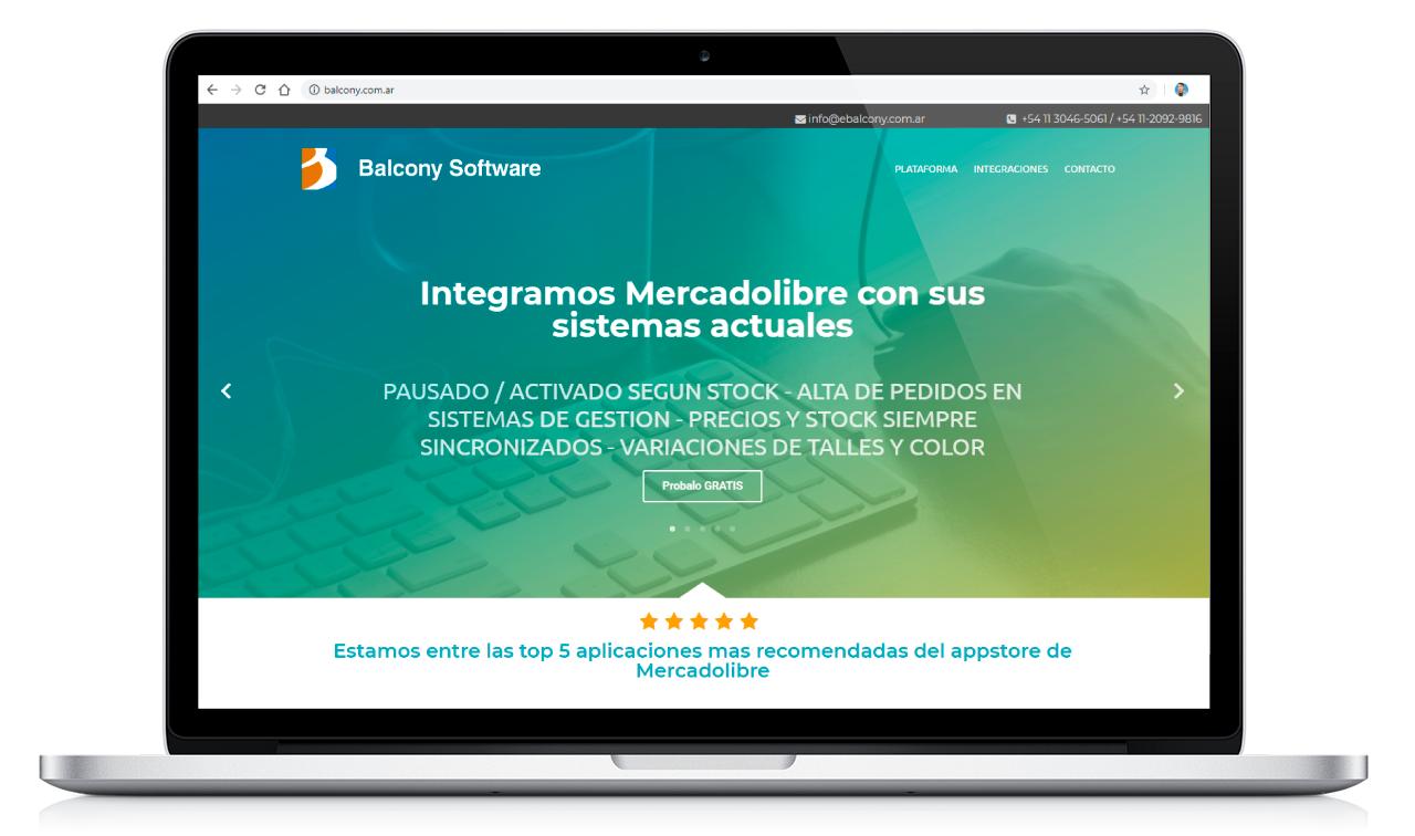 Balcony Software